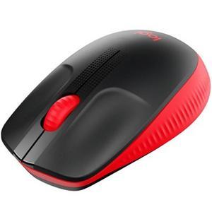 Мышь Logitech M190 Wireless Red (910-005908)