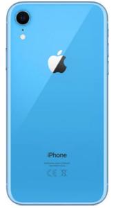 Смартфон Apple iPhone XR 128 Gb blue
