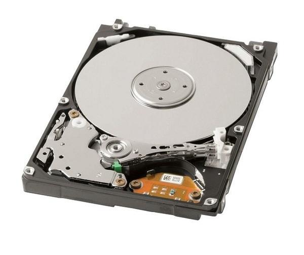 """Внутрішній жорсткий диск Toshiba 40ГБ 5400 обертів в хвилину 8МБ 2.5"""" SATA MK4039GSX, мініатюра №3"""