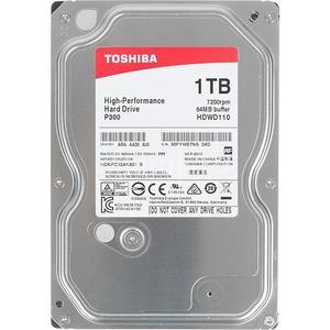 """Внутрішній жорсткий диск Toshiba 3.5"""" 1Tb P300 SATAIII HDWD110UZSVA"""