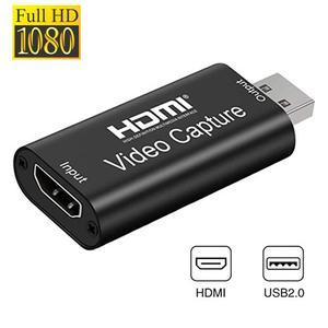 Карта видеозахвата внешняя портативная USB HDMI 1080p