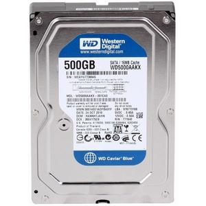 WD Blue WD5000AAKX
