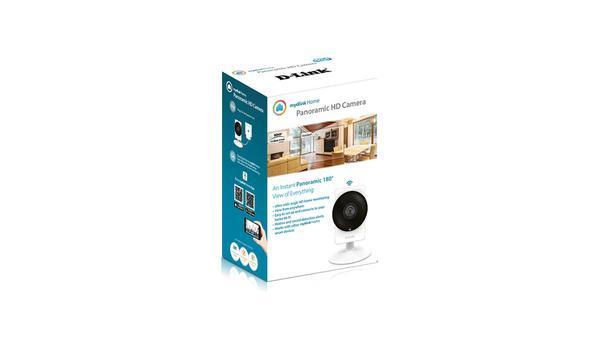 Камера відеоспостереження D-Link DCS-8200LH (DCS-8200LH), мініатюра №7