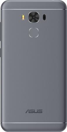 Смартфон Asus ZenFone 3 Max 2-32 Gb titanium grey 90AX00D2-M00280, мініатюра №2