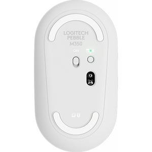 Мишка Logitech M350 White (910-005716)