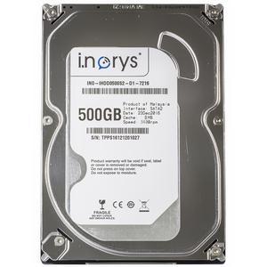 Внутрішній жорсткий диск I.norys 2 5 дюймов 500GB 5400rpm 8MB INO-IHDD0500S2-N1-5408