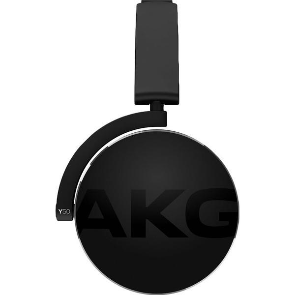 Навушники AKG  Y50 (Y50BLK), мініатюра №2