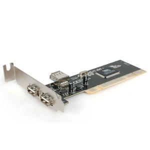 Интерфейсный адаптер StarTech.com  PCI220USBLP (PCI220USBLP)