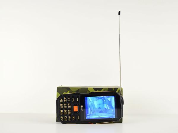 Мобильный телефон Dbeif D2017 Black, мініатюра №4
