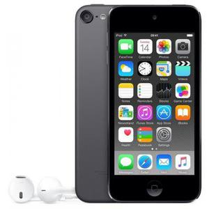 MP3-плеер Apple iPod Touch 32GB Space Gray (MKJ02RP/A)