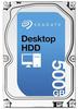 """Внутрішній жорсткий диск Seagate Desktop HDD 500ГБ 7200 обертів в хвилину 16МБ 3.5"""" SATA III ST500DM002, мініатюра №1"""