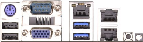 Материнська плата Asrock  E3C226D2I для сервера/рабочей станции (E3C226D2I), мініатюра №2