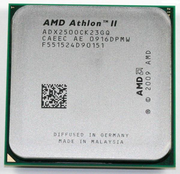Процессор AMD Athlon II X2 250 ADX250OCK23GQ, мініатюра №2