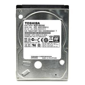 """Внутрішній жорсткий диск Toshiba 2.5"""" 500GB MQ01ABD050"""