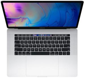 Ноутбук Apple MacBook Pro 15 Retina with Touch Bar Silver 2018 MR972