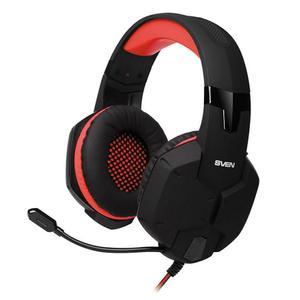 Навушники SVEN AP-G988MV Black-Red (AP-G988MV)