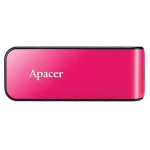USB флеш-накопичувач Apacer 32GB AH334 pink USB 2.0 (AP32GAH334P-1)