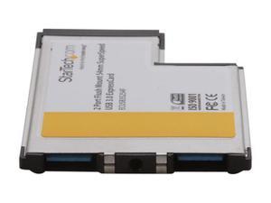 Другое StarTech.com 2 Port usb 3.0 (ECUSB3S254F)
