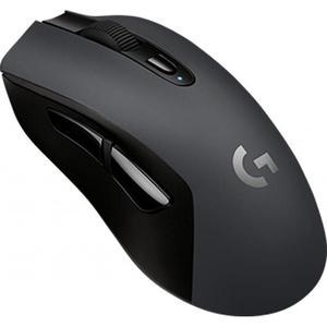 Мышь Bluetooth Wireless Logitech G603 Lightspeed (910-005101) Black