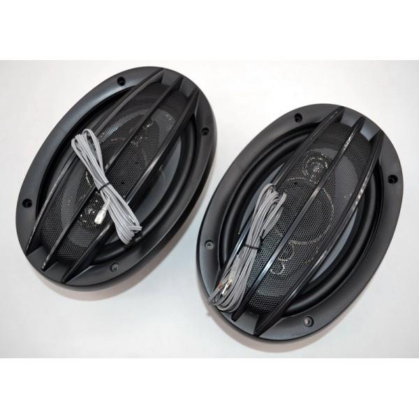Автоакустика SP-6994 69 5-ти полос 1200W автомобильная акустика динамики автомобильные колонки, мініатюра №3