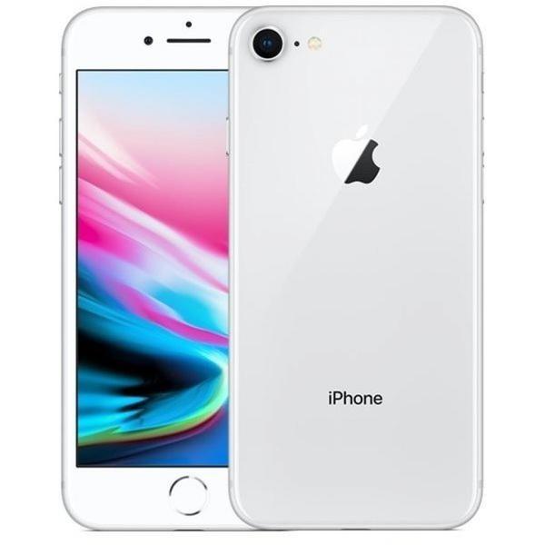 Смартфон Apple iPhone 8 64 Gb silver, мініатюра №2