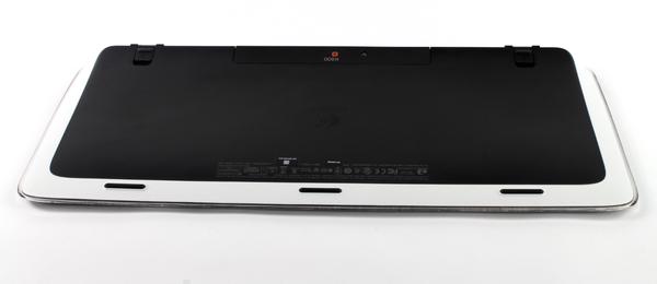Клавіатура Logitech Illuminated K800 DE Black (820-002800), мініатюра №4