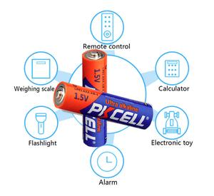 Батарейка AAA/LR03 PKCELL