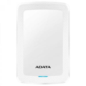 """Зовнішній жорсткий диск A-Data USB 3.2 Gen1 HV300 2TB 2 5"""" білий AHV300-2TU31-CWH"""
