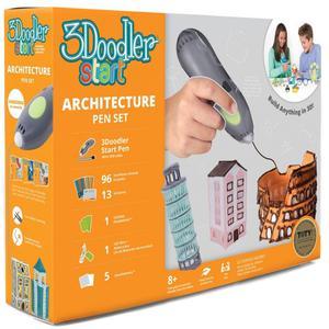 3D-ручка 3Doodler Start Архитектор 96 стержней (3DS-ARCP-MUL-R)