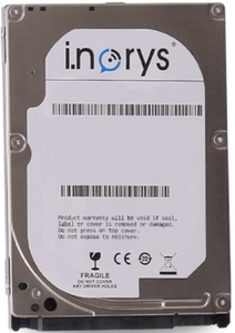 """Внутрішній жорсткий диск I.norys 500ГБ 5400 обертів в хвилину 16МБ 2.5"""" SATA II INO-IHDD0500S2-N1-5416"""