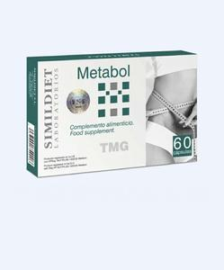 Simildiet Метабол капсулы для похудения (Metabol)