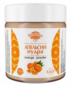 Пудра апельсина