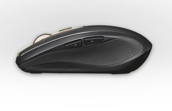 Мишка Logitech  Anywhere MX Wireless Black (910-002899), мініатюра №2