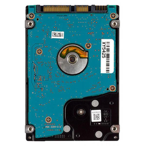 """Внутрішній жорсткий диск Toshiba 320ГБ 5400 обертів в хвилину 8МБ 2.5"""" SATA II MQ01ABD032V, мініатюра №2"""