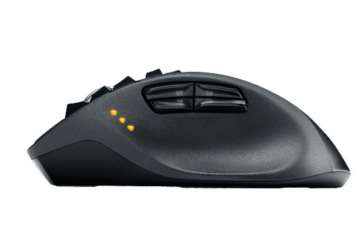 Мишка Logitech  G700s Rechargeable Gaming Mouse (910-003424), мініатюра №5