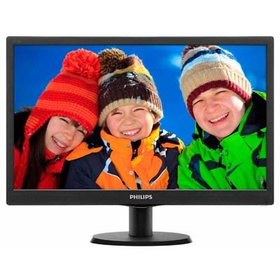 Монітор Philips LCD 18.5'' WXGA 193V5LSB2 10, мініатюра №1