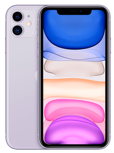 Смартфон Apple iPhone 11 Dual Sim 64 Gb purple