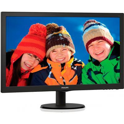 Монітор Philips LCD 21.5'' Full HD 223V5LHSB2 00, мініатюра №2