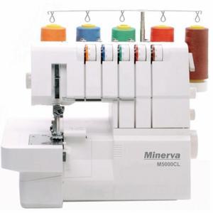 Оверлок Minerva M5000CL (M5000CL)