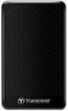 """Зовнішній жорсткий диск Transcend 2ТБ 2.5"""" USB 3.0 чорний TS2TSJ25A3K, мініатюра №1"""
