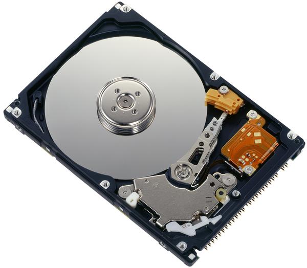 """Внутрішній жорсткий диск Fujitsu 500ГБ 4200 обертів в хвилину 8МБ 2.5"""" SATA II MHZ2500BT, мініатюра №2"""