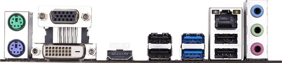 Материнська плата Gigabyte H310M S2H 2.0 s1151 Intel H310 PCI-Ex16