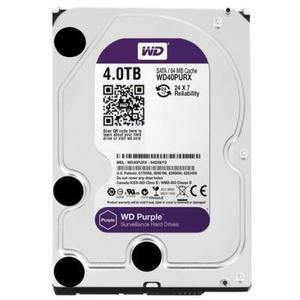 """Внутрішній жорсткий диск Western Digital 3.5"""" 4 Тб SATA III Western Digital 40PURX"""