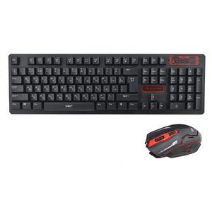 Русская беспроводная клавиатура мышка HK6500 с адаптером