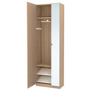 Шкаф IKEA PAX, под беленый дуб (091.611.59)