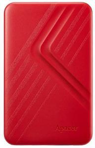 Зовнішній жорсткий диск Apacer HDD AC236 1TB USB 3.0 red 6501325