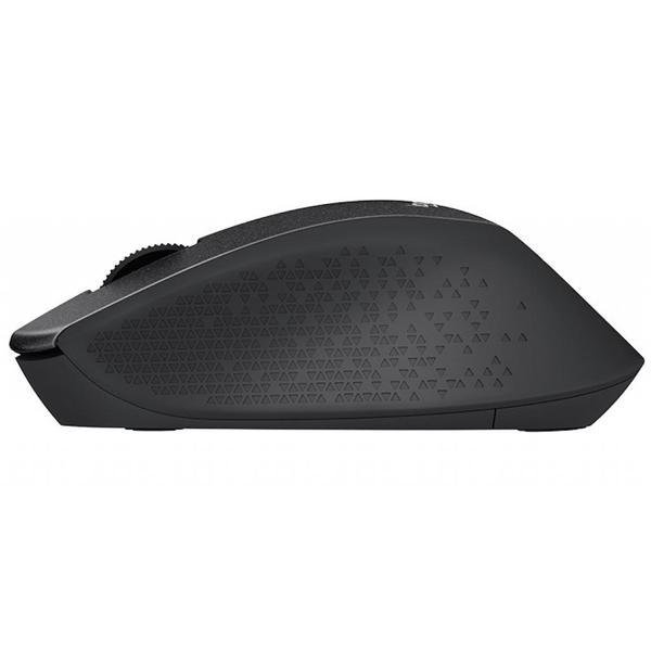 Мишка Logitech M330 Silent plus Black (910-004909), мініатюра №3