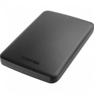 "Накопитель внешний HDD 2.5"" USB 1.0TB Toshiba Canvio Basics Black HDTB410EK3AA"