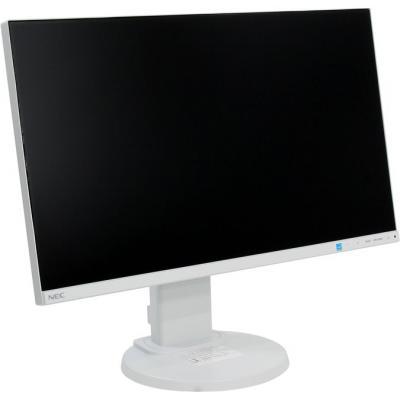 Монітор Nec E241N LCD 23.8'' Full HD white 60004221, мініатюра №2