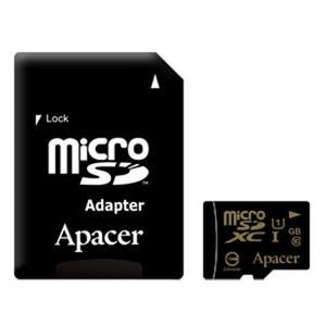 Карта памяти Apacer 8GB microSDHC UHS-I Class10 w/ 1 Adapter RP (AP8GMCSH10U1-R)